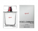 фото из рекламы Dolce & Gabbana the one Sport