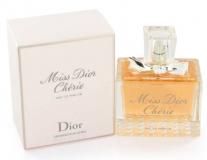 фото из рекламы Miss Dior Cherie 100мл